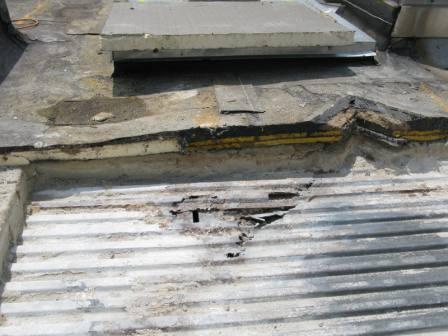 Houston Area Chemical Plant damage